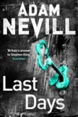 Lost Girl: An Interview with Adam Nevill
