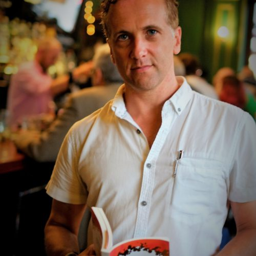 South West Writer Tom Vowler Has Launched His Latest Book