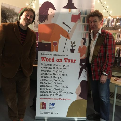 Word on Tour hits the road