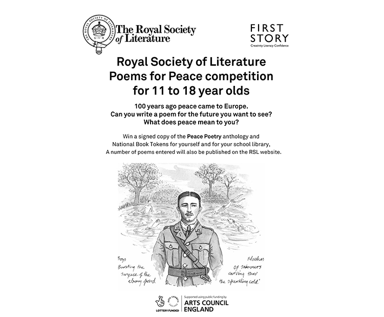 Poems For Peace Competition For 11 18 Year Olds The Royal Society