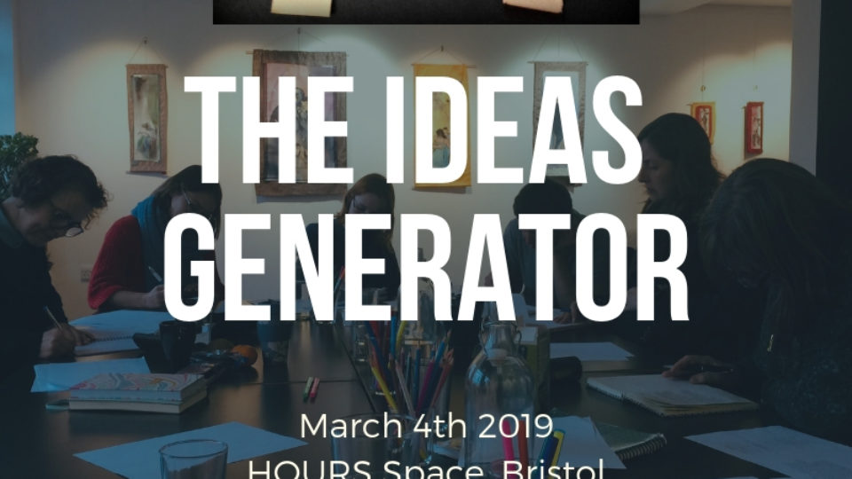 The ideas generator