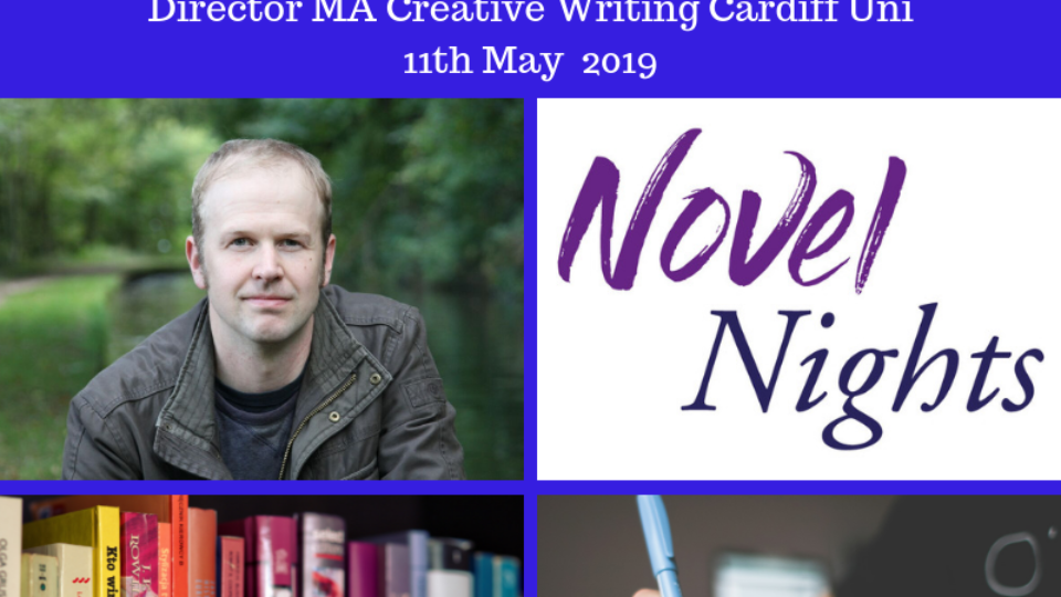 Masterclass on Place in Fiction with Tyler Keevil