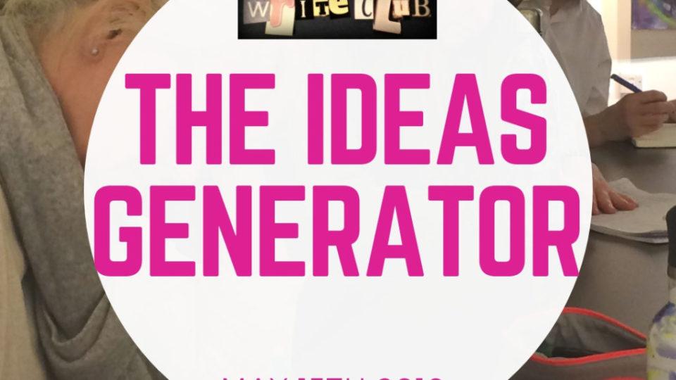 The ideas generator