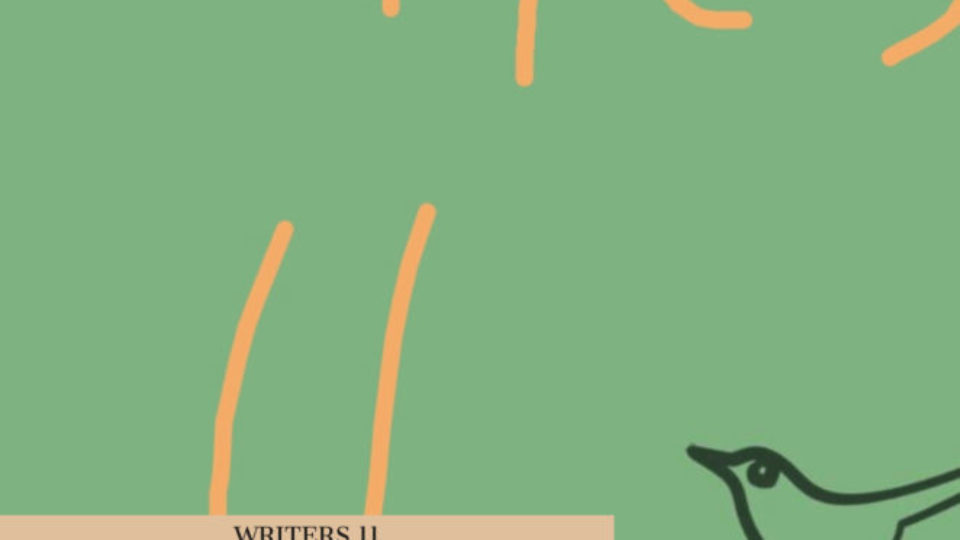 Writers 11 May