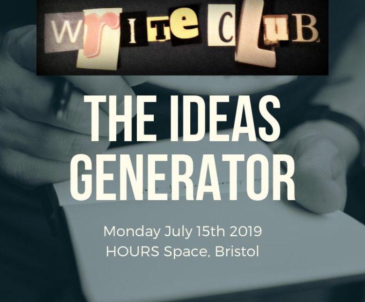 Game Ideas Generator