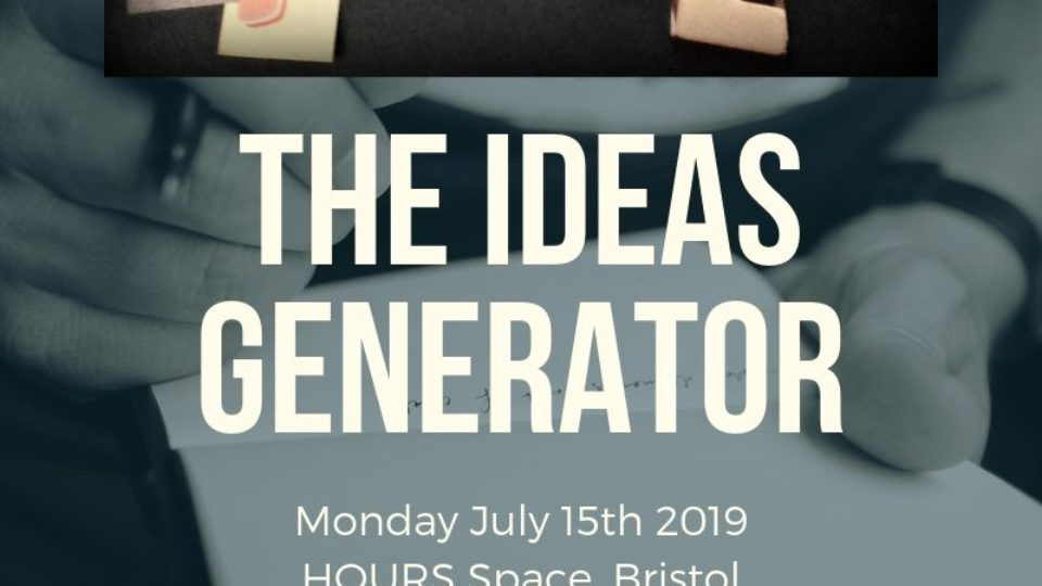 The ideas generator (2)