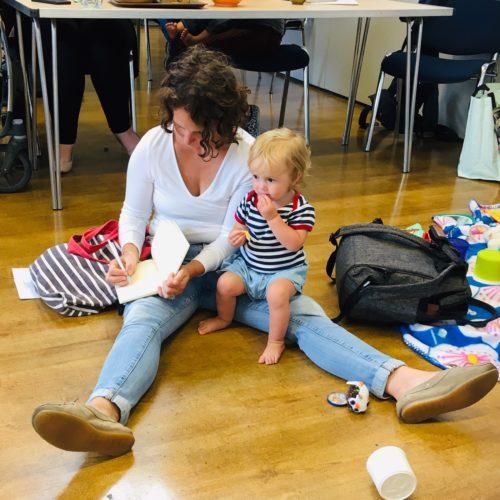Mothership Writers in Bristol