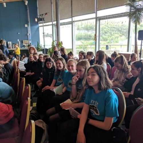 Wadebridge School in Cornwall
