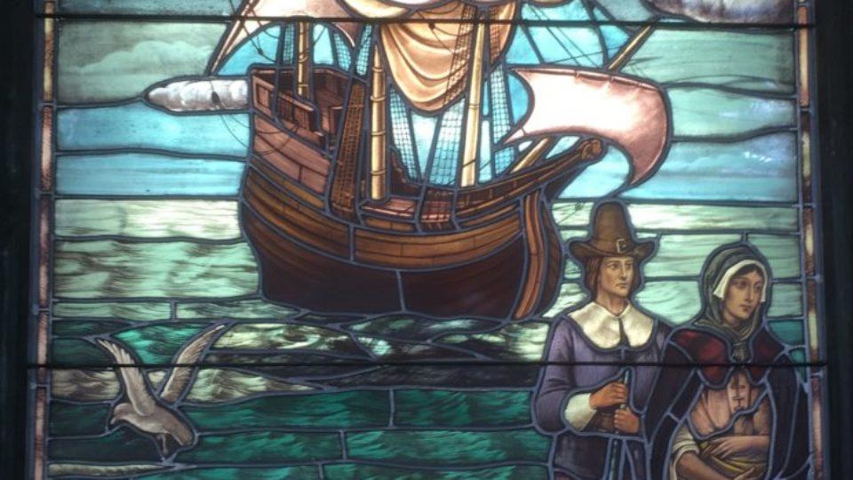 Mayflower & Jo Loosemore
