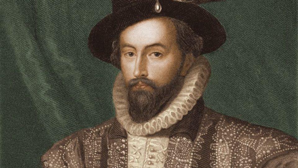 Walter Raleigh2 – P Badcott talk