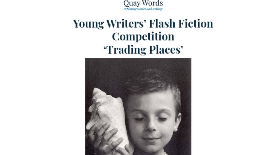 Quay Word Young Writers' Competition featured
