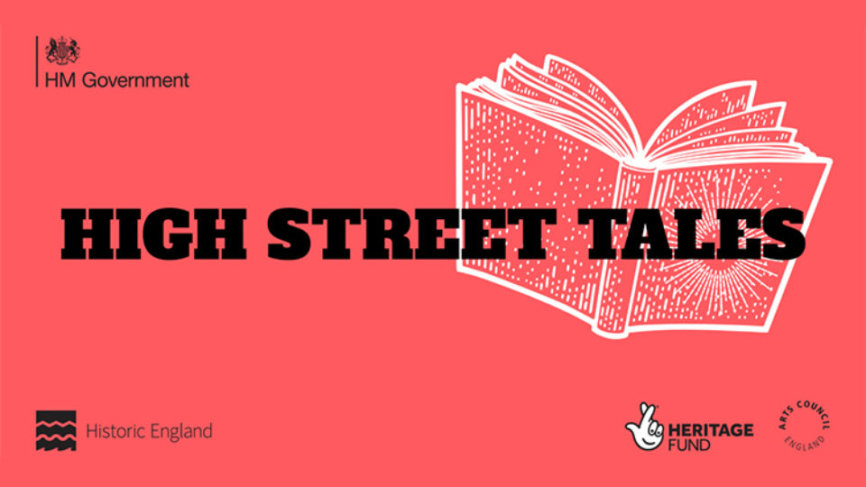 High Street Tales press release featured