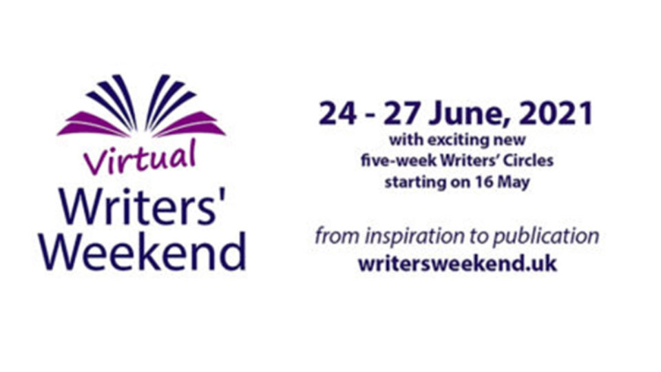 Virtual Writers' Weekend 2021